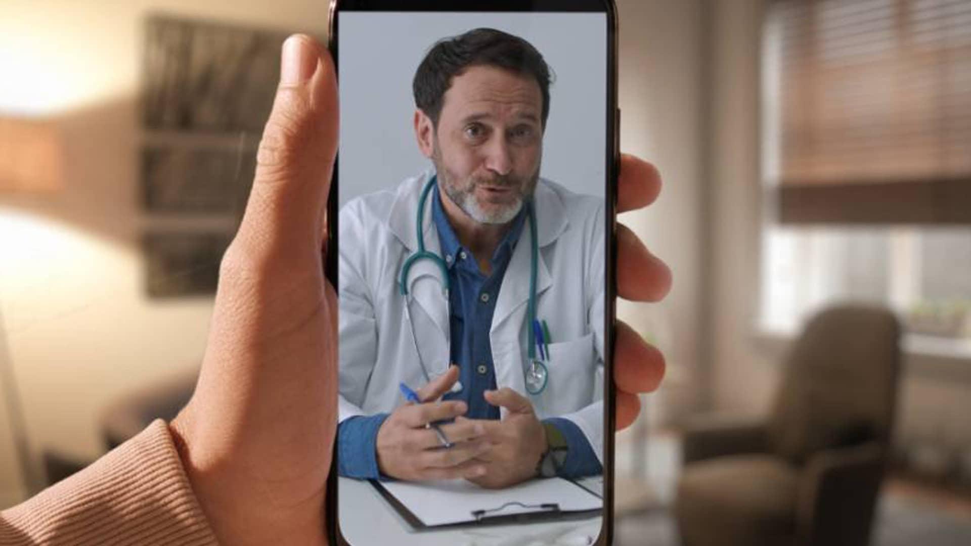 Movistar Salud: servicio médico telemático 24 horas
