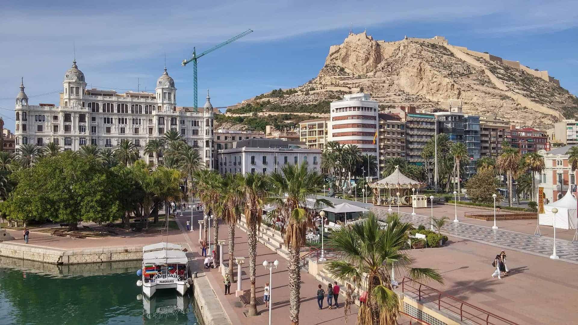 Movistar Alicante, ¿qué tiendas hay?