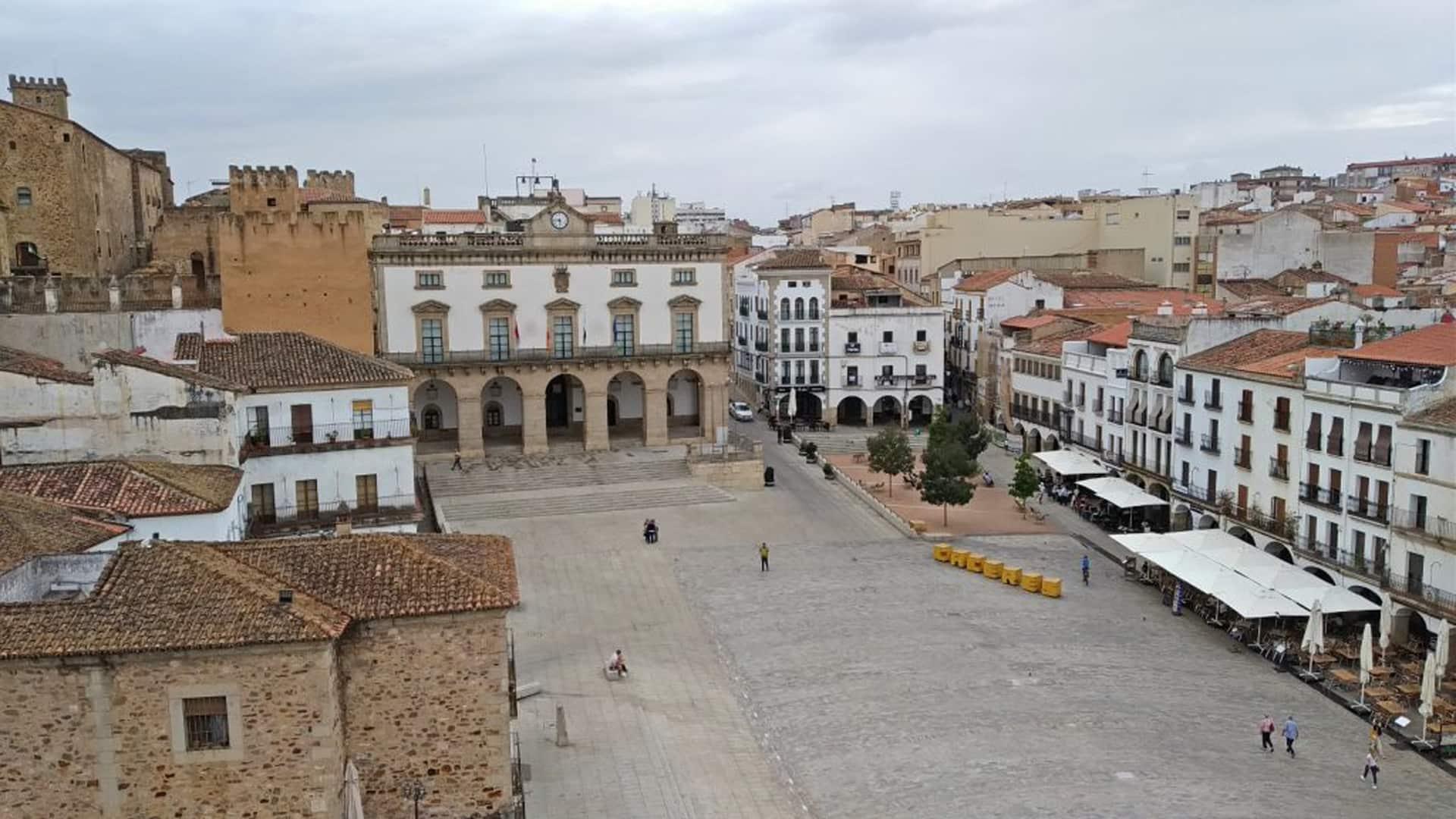 Movistar Cáceres: tiendas disponibles y cobertura
