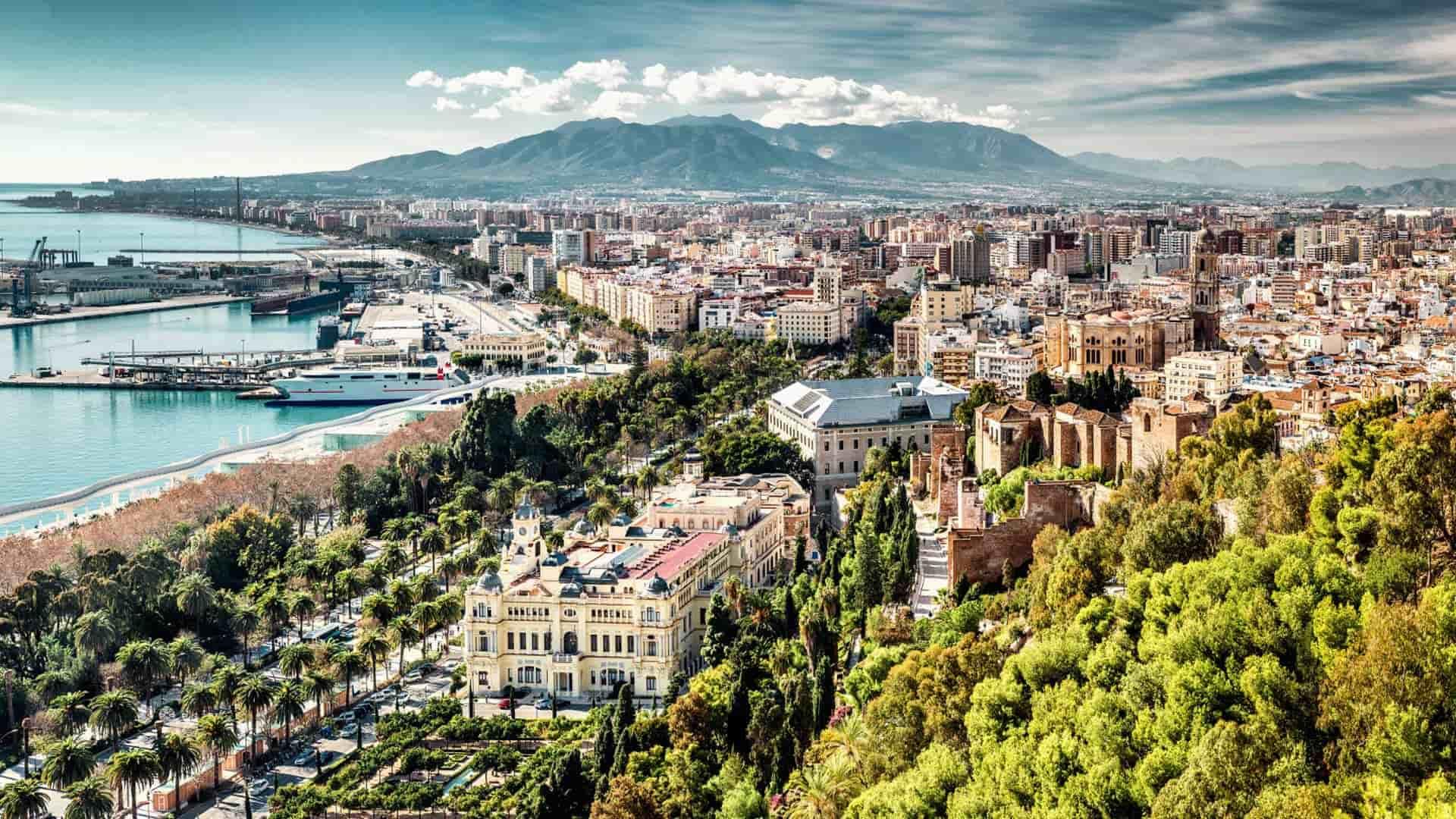 Movistar Málaga: tiendas y cobertura 5G