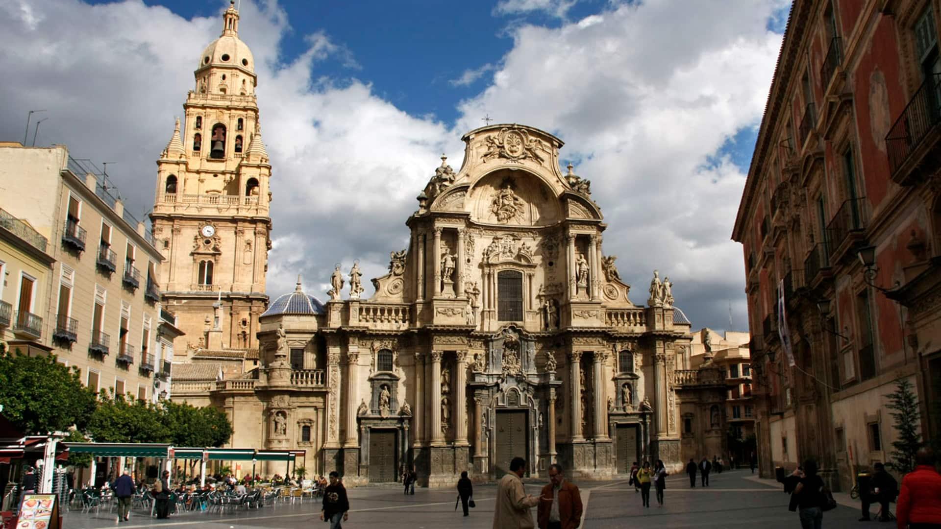 Movistar Murcia: tiendas y cobertura 5G