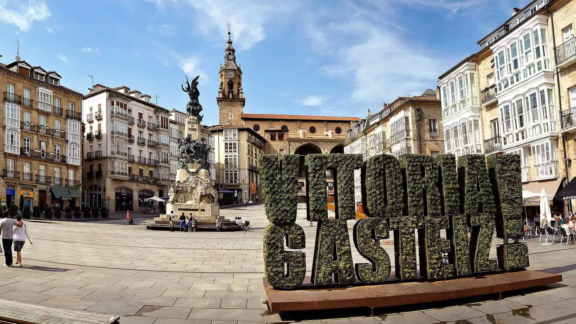 Movistar Vitoria: tiendas abiertas y cobertura 5G