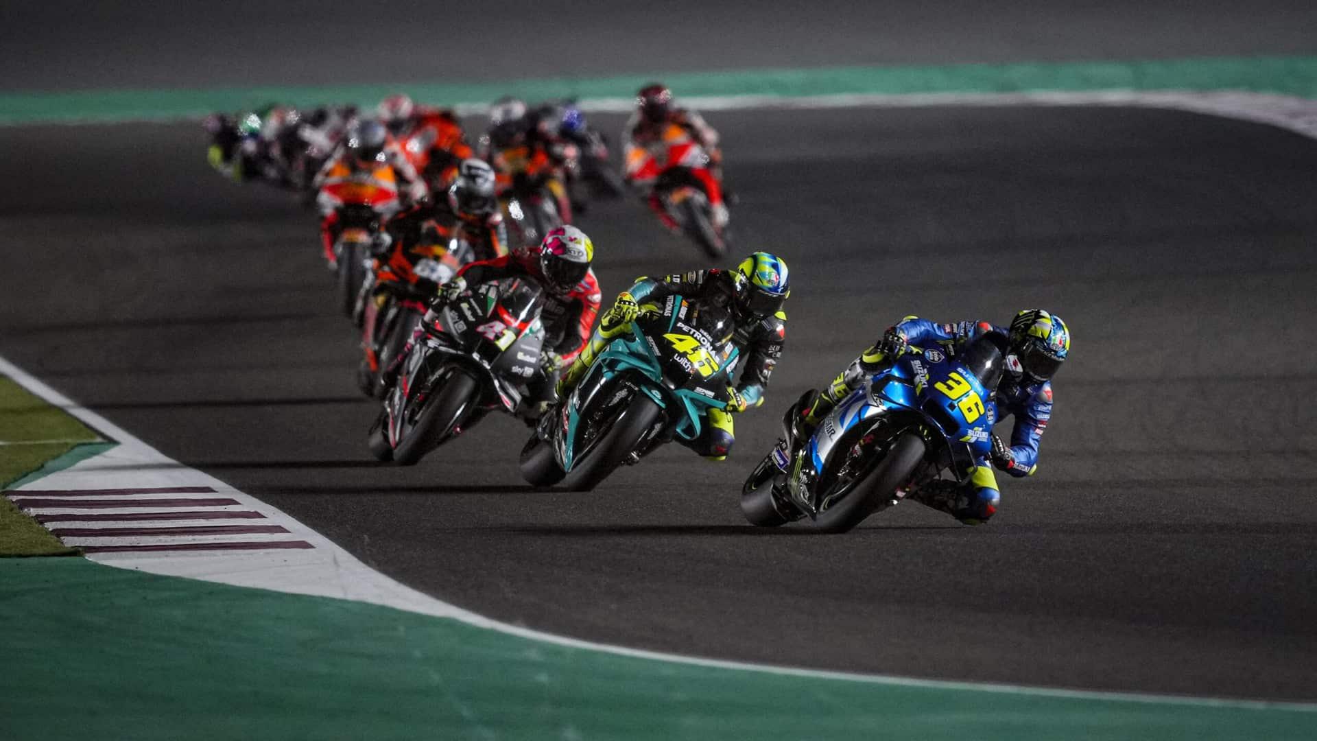 MotoGP en Movistar a través de DAZN