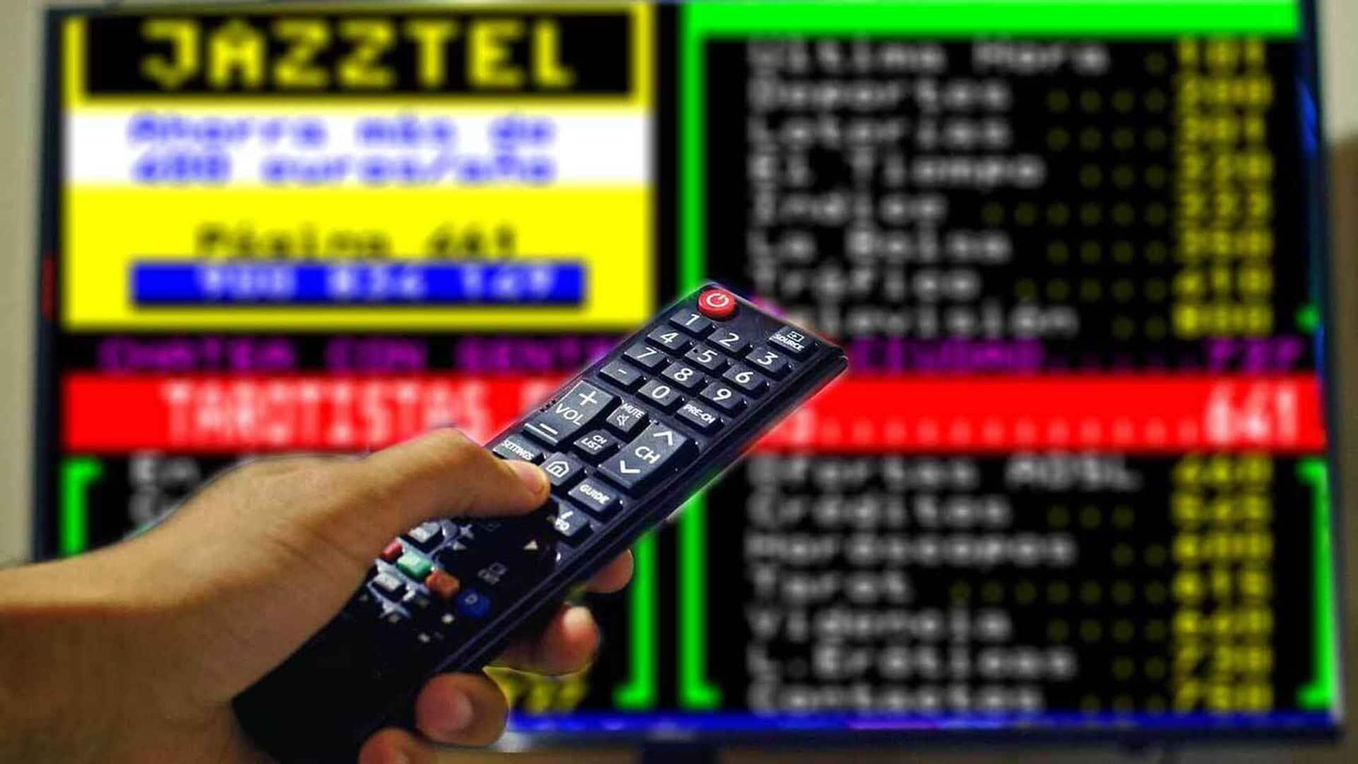 Teletexto Movistar: qué es y guías TV