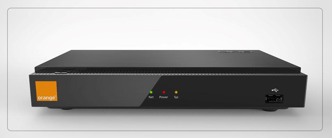Decodificador Orange TV: disfruta de la televisión 4K