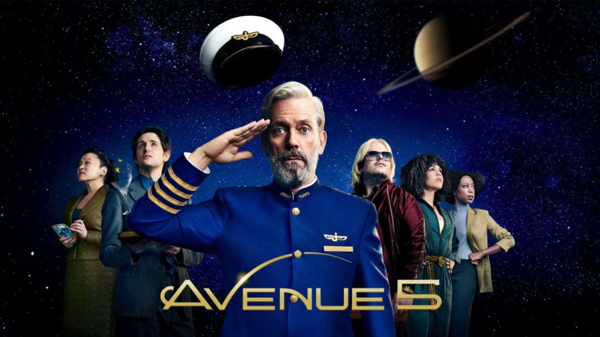 Avenue 5, la serie de Iannucci en HBO