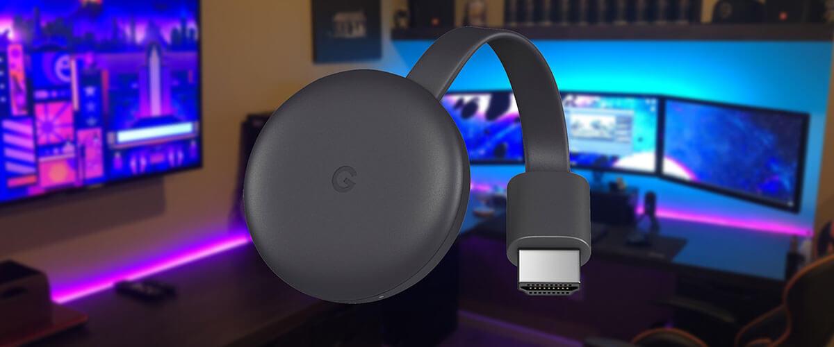 Cómo conectar el Chromecast para compartir tu pantalla en PC