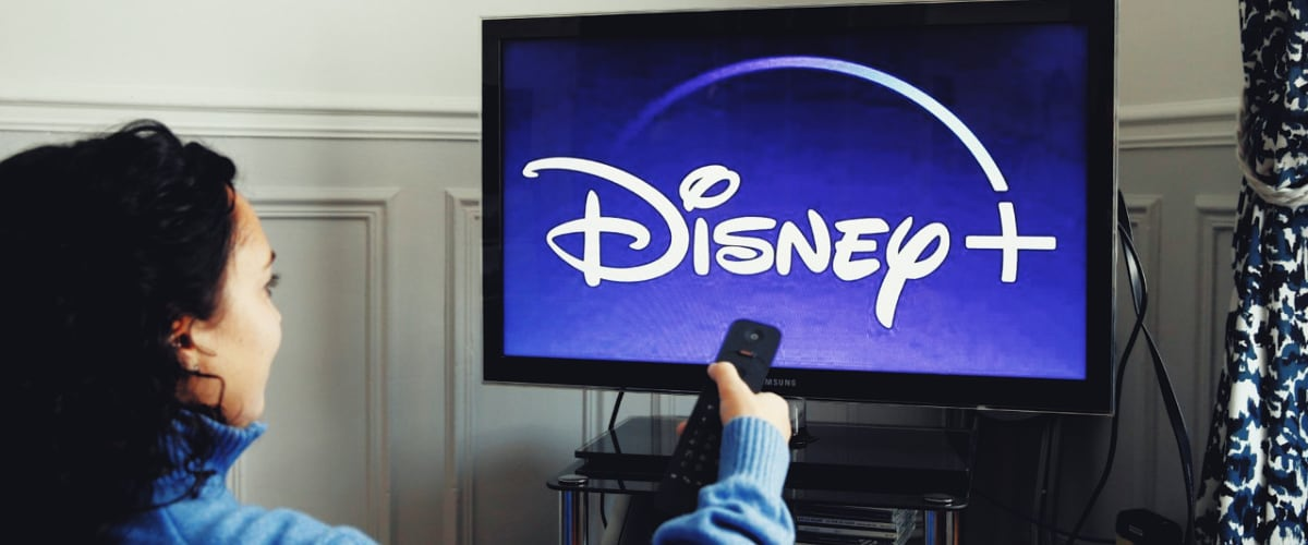 Ver Disney Plus en TV: Smart TV o desde una TV no inteligente