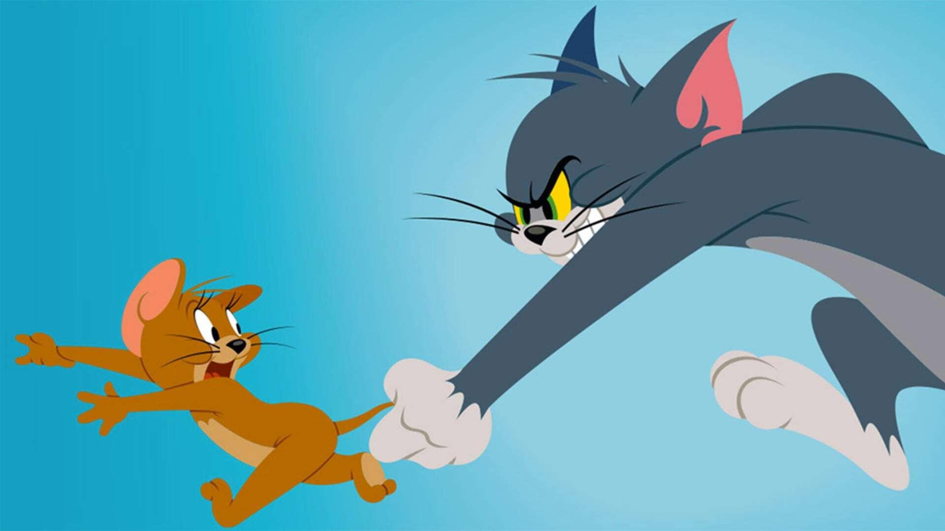 ¡El Show de Tom y Jerry ya está disponible en HBO!
