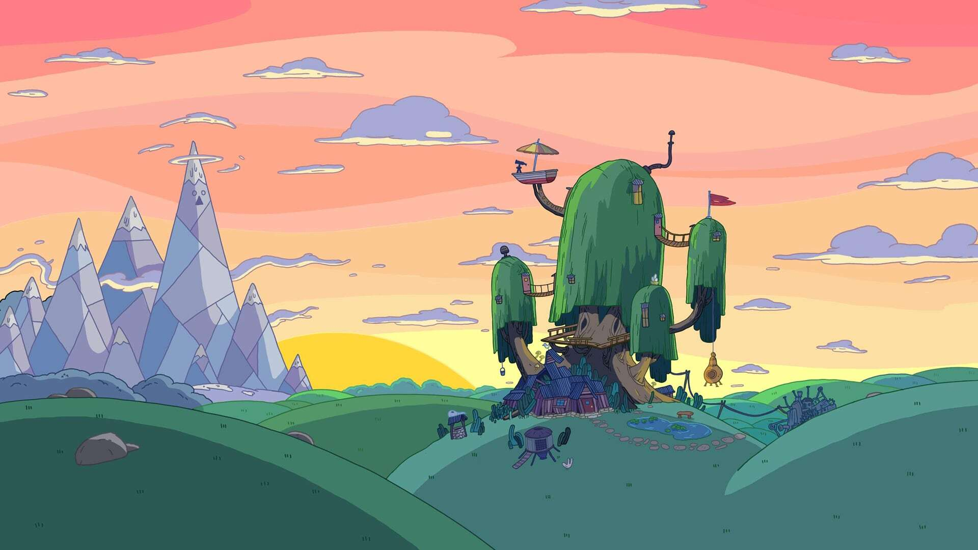 Hora de aventuras: No te pierdas todas las temporadas