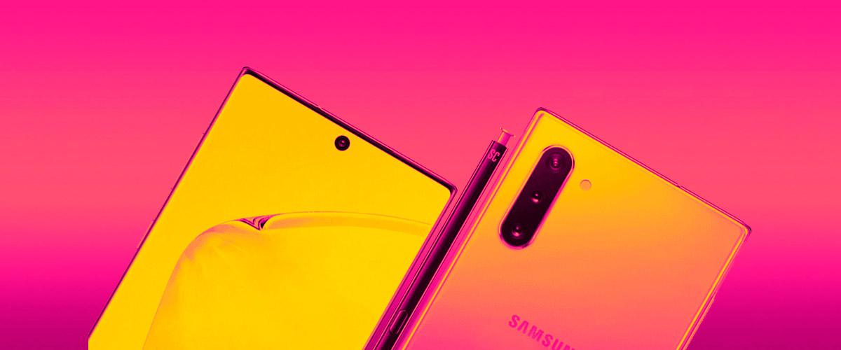 ¿Cuándo se podrá comprar el Samsung Galaxy Note 10 con Jazztel?