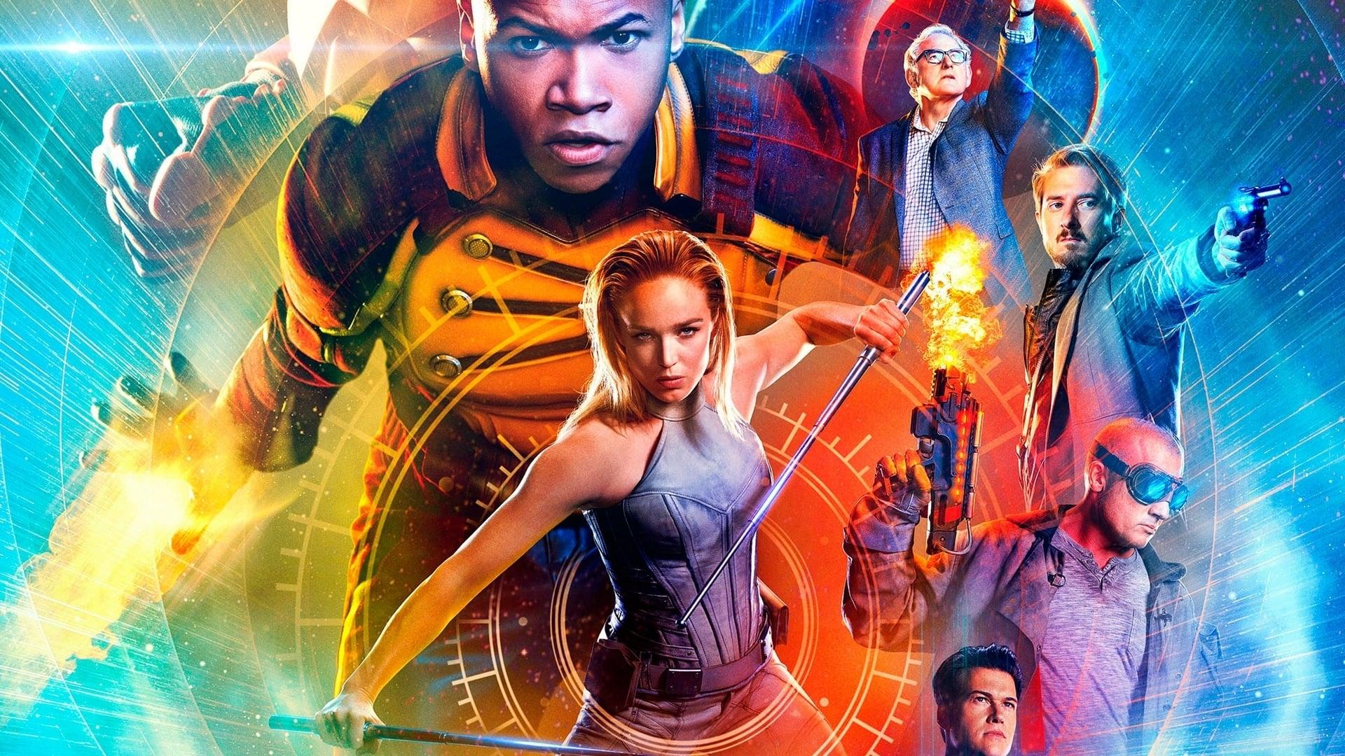 Legends of Tomorrow une a héroes y villanos