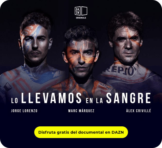 Documental hermanos Marquez DAZN
