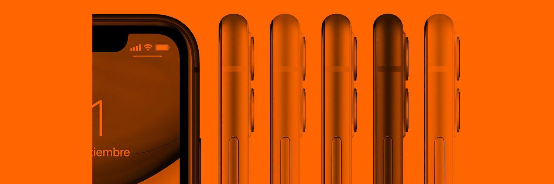 Consigue el iPhone 11 en Orange al mejor precio