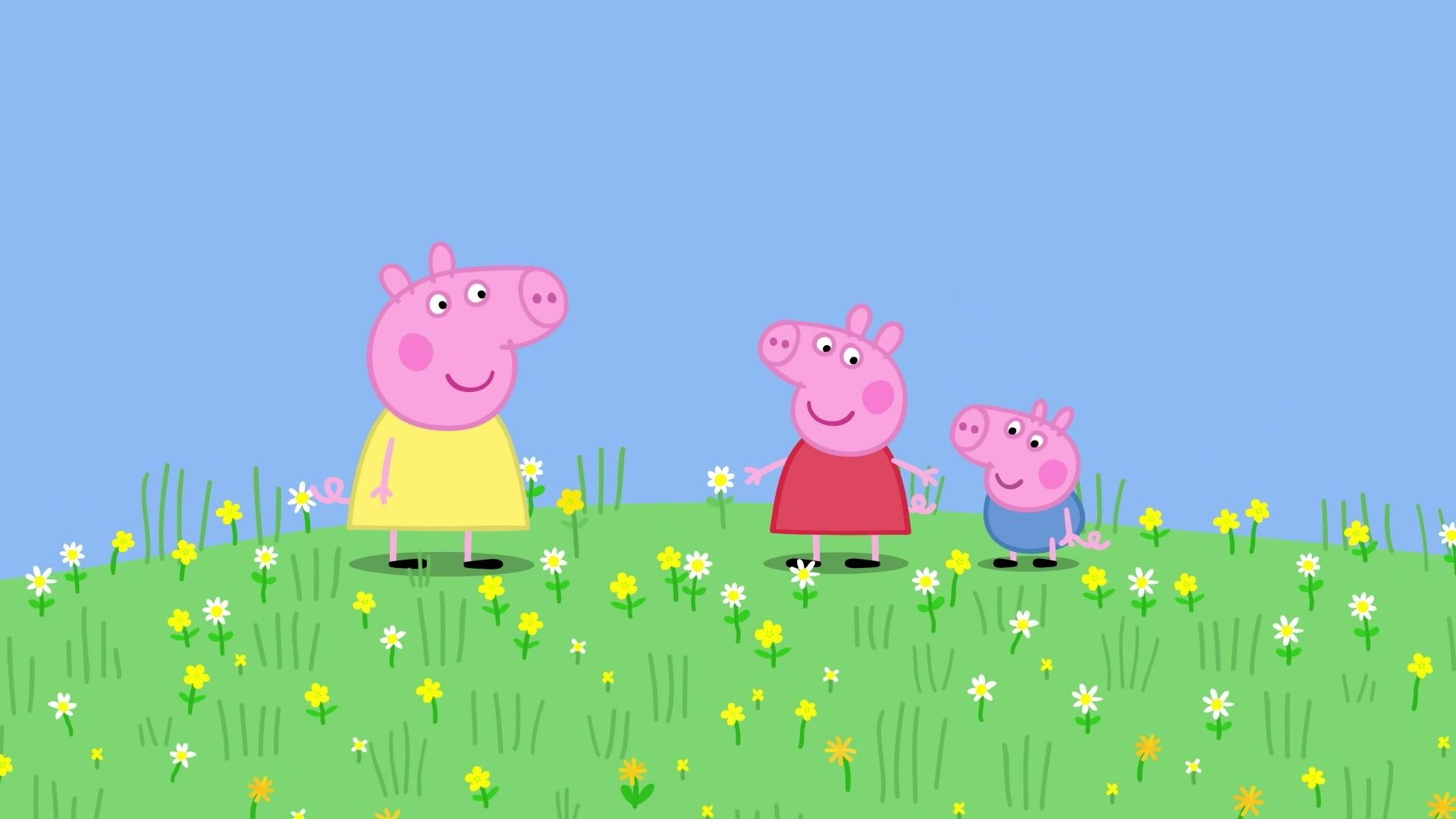 Dónde ver Peppa Pig