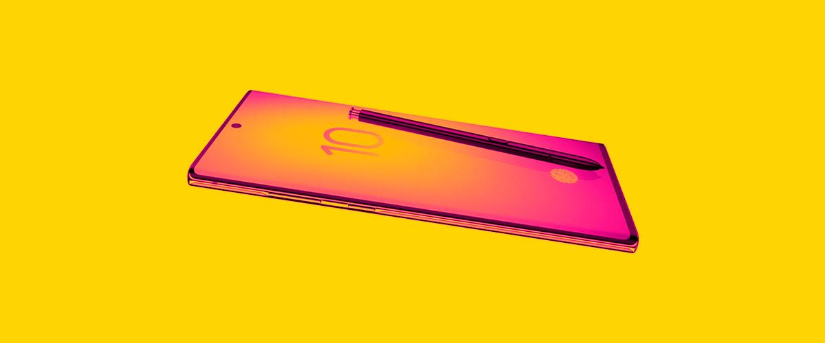 Aspectos que te ayudarán a decidirte por comprar el Samsung Galaxy Note 10+ con Jazztel