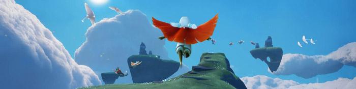 Imagen del videojuego Sky Children of the Light
