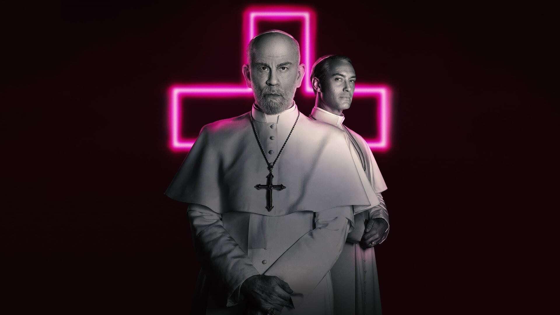 The New Pope, o cómo hacer temblar los cimientos del Vaticano