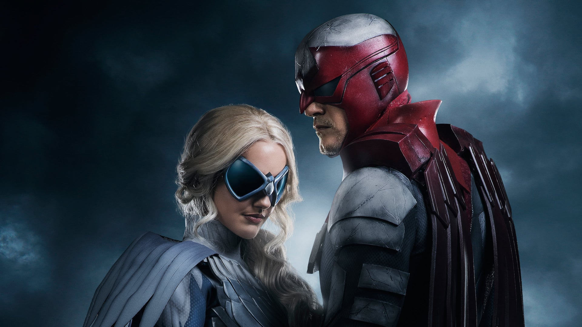 Lánzate a ver Titans y vuelve a conocer a los héroes más jóvenes de DC