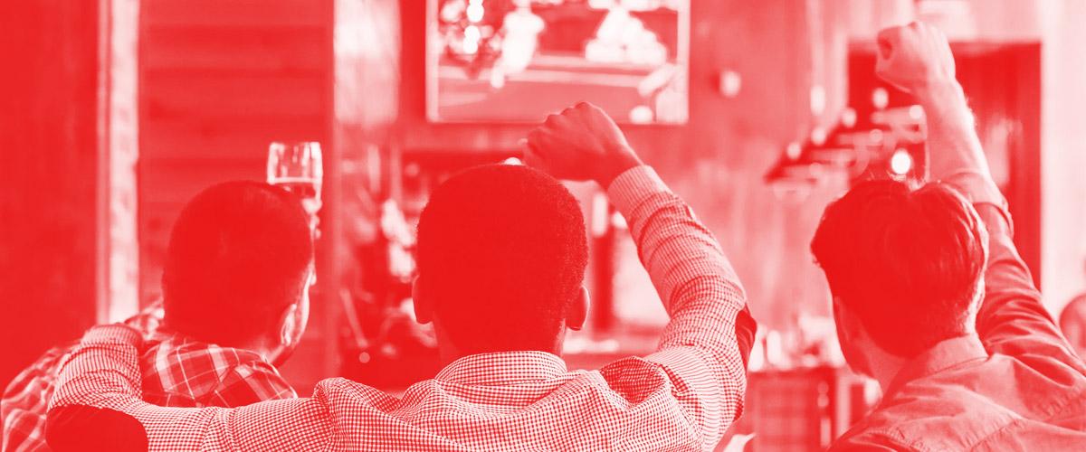 Contrata Vodafone Bares y ofrece todo el fútbol a tus clientes