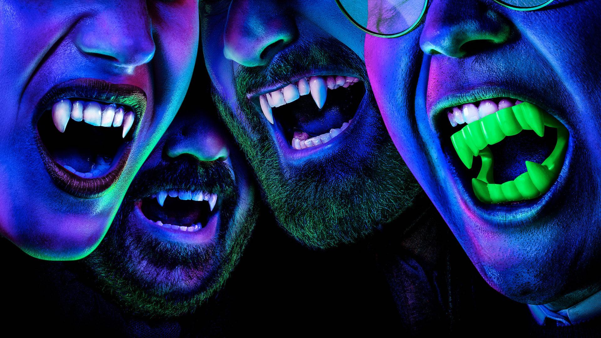 Descubre en Lo que hacemos en las sombras a los vampiros más estrambóticos