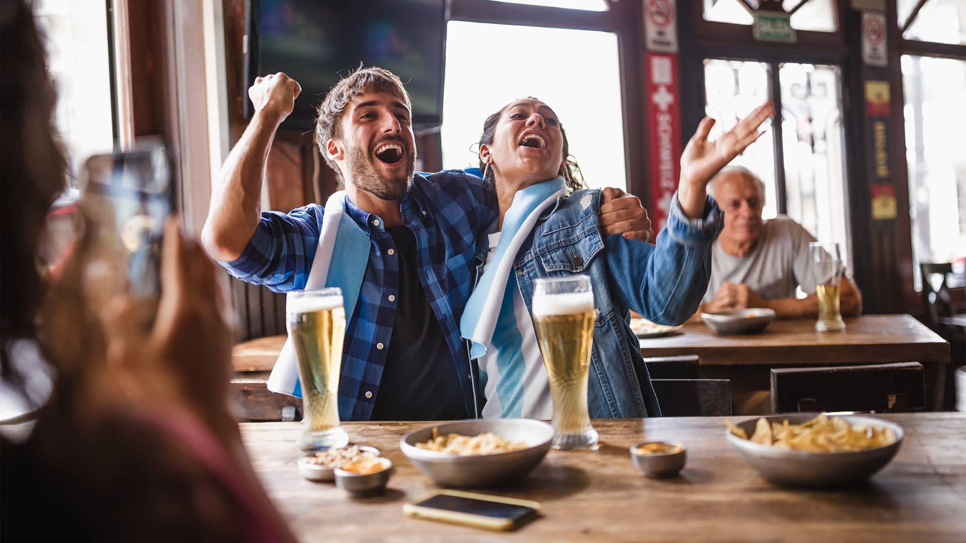Fútbol para bares temporada 2021-22 ¿Cuál es su precio?