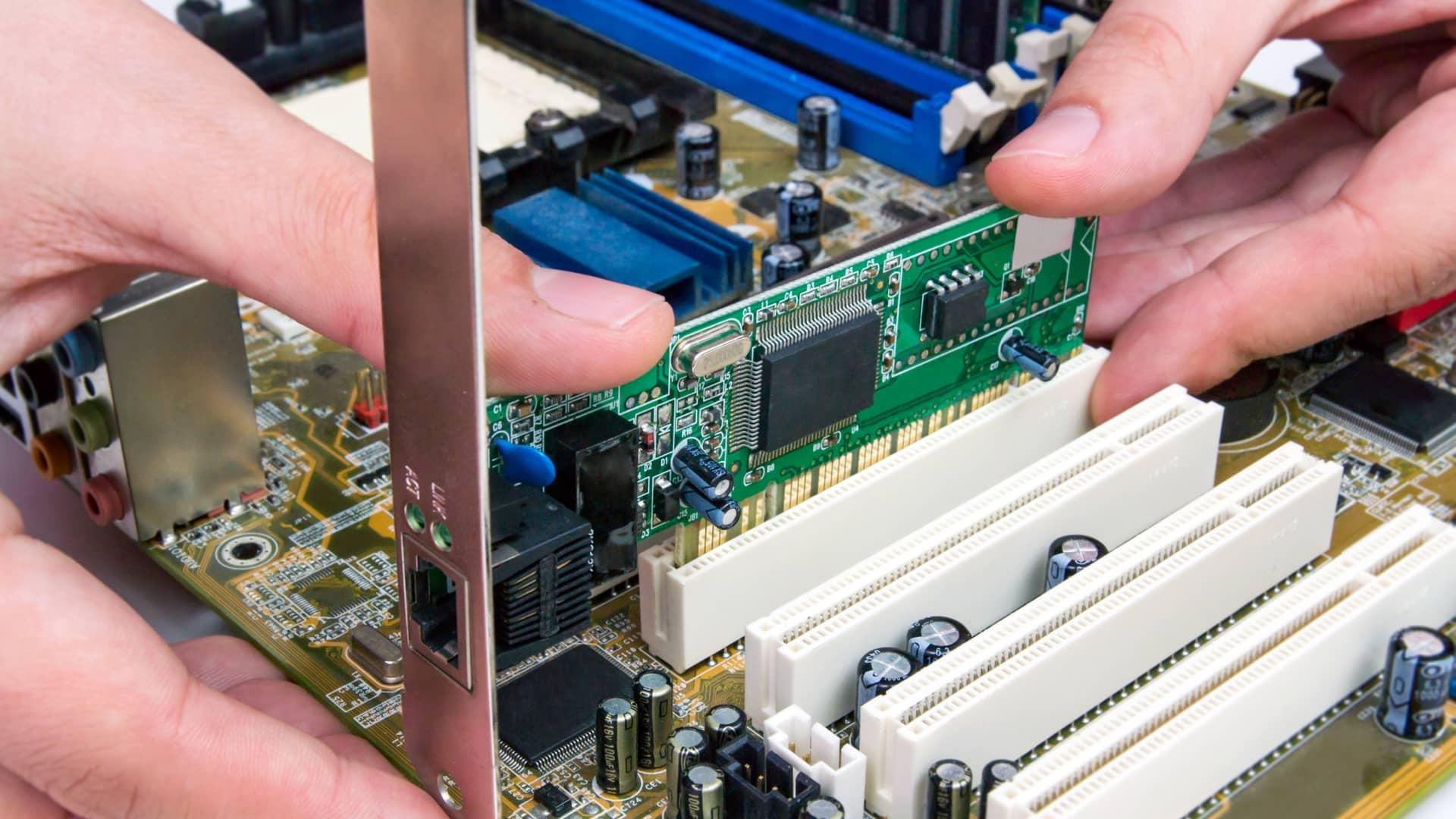 Cómo configurar una tarjeta de red de 300 megas