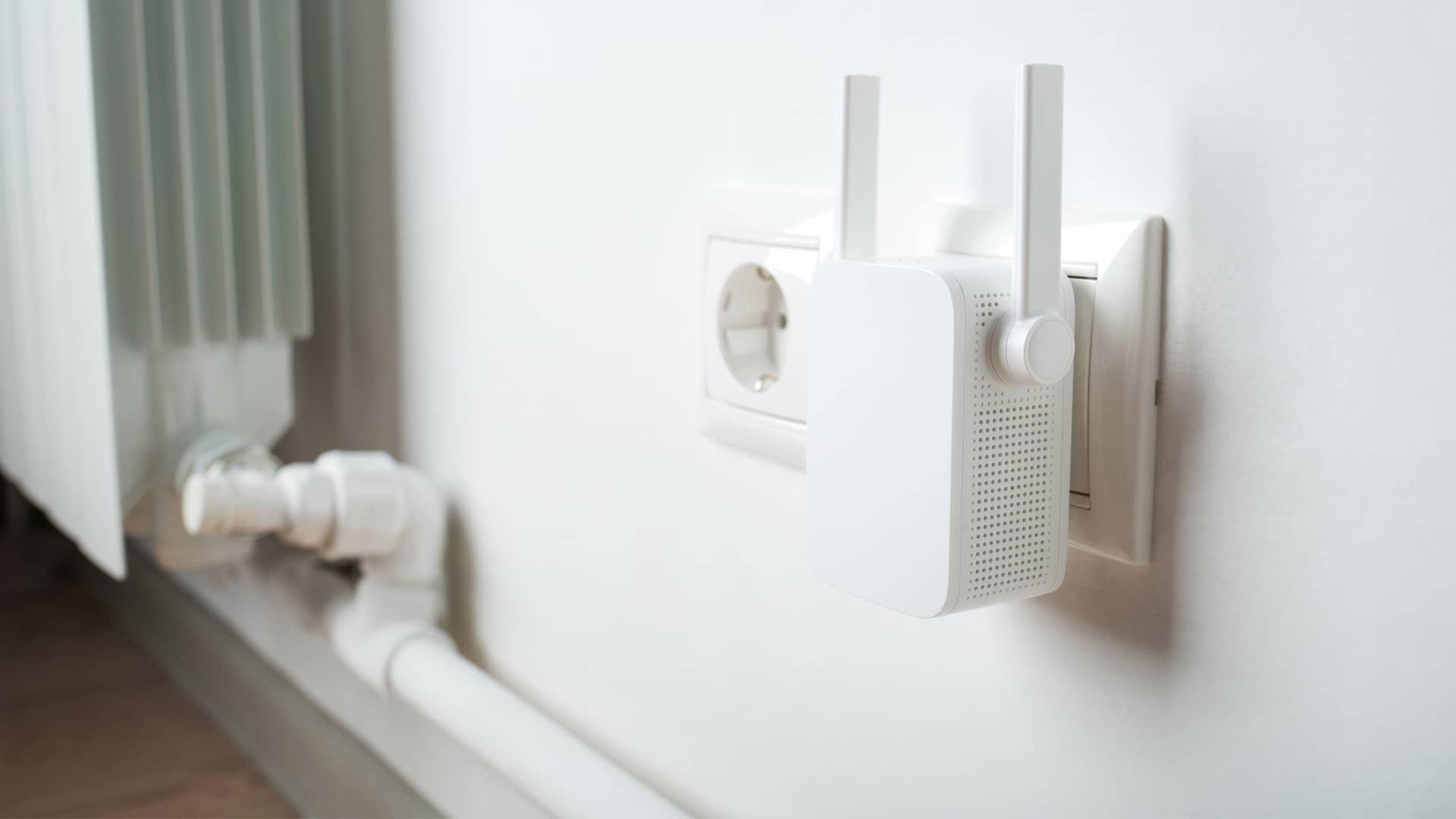 El amplificador WiFi te ayudará a no quedarte desconectado