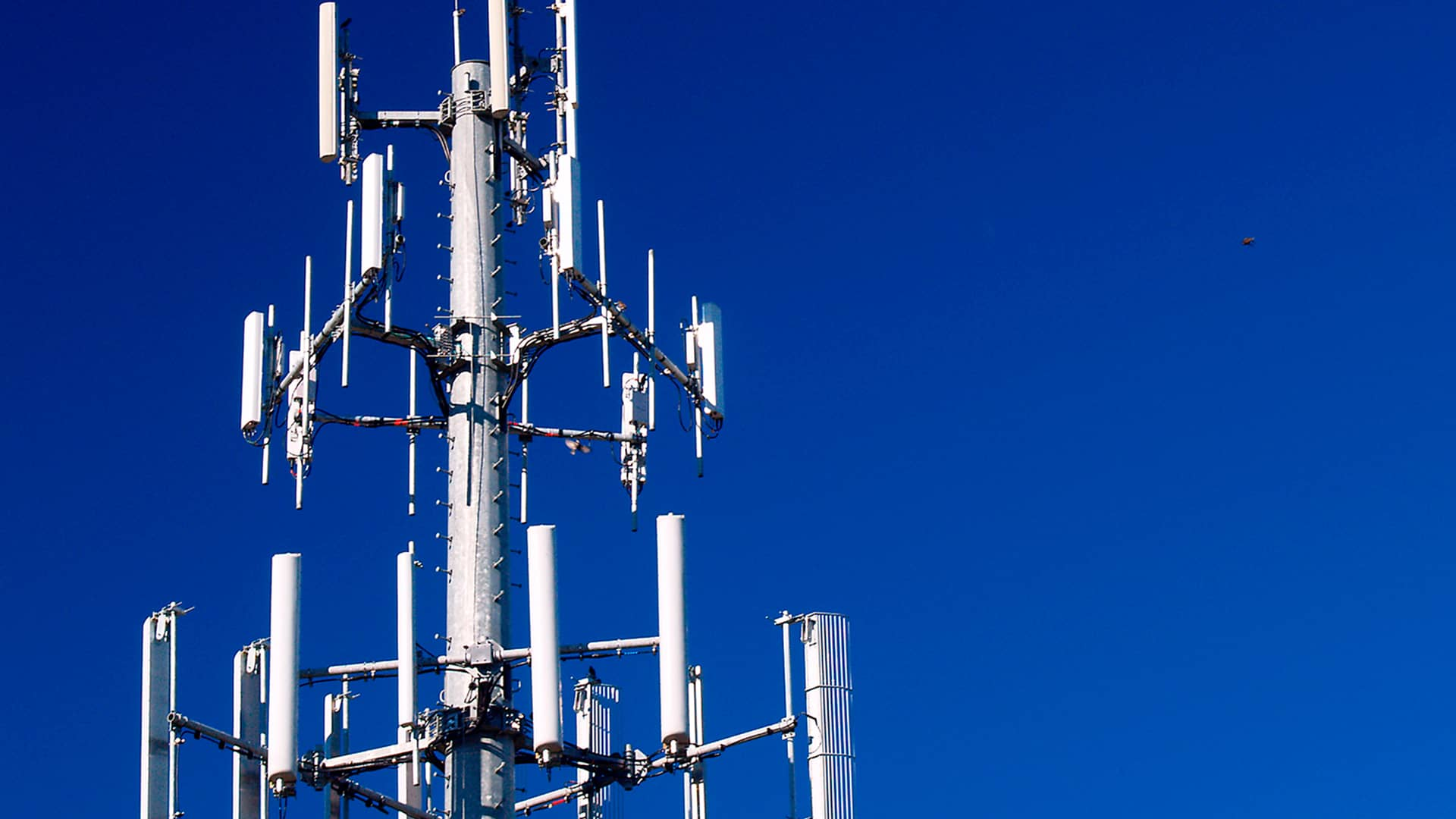 Antena telefónica 5g iot
