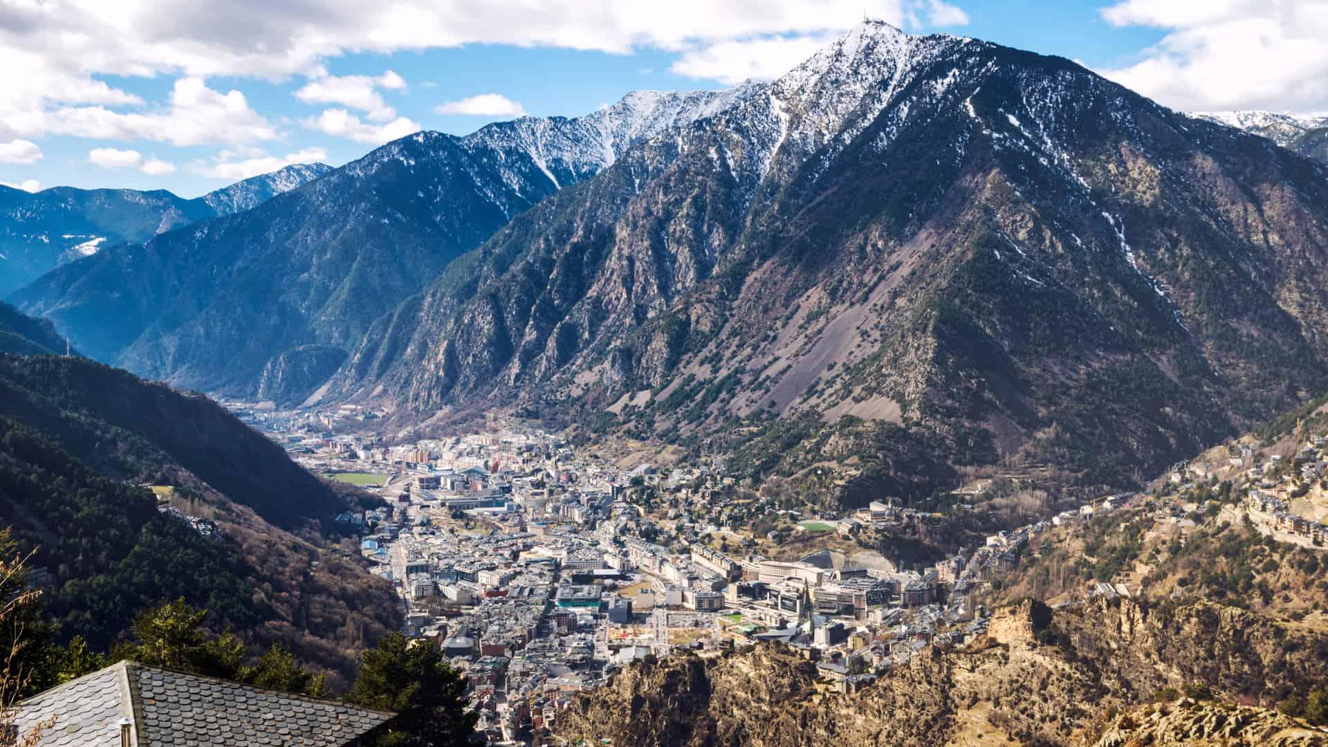El roaming en Andorra. Cómo llamar y conectarte a internet