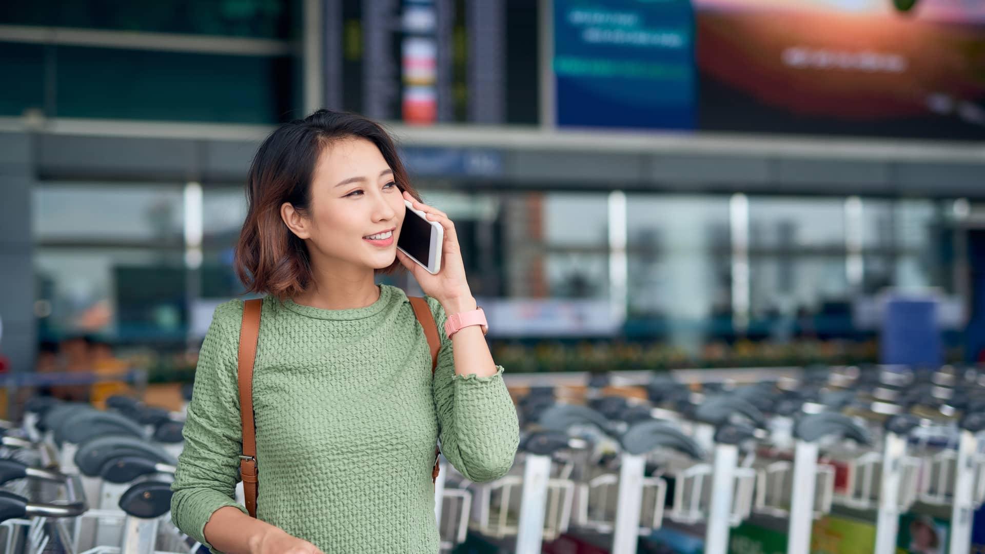 Llamadas internacionales para hablar con el extranjero   Octubre 2021