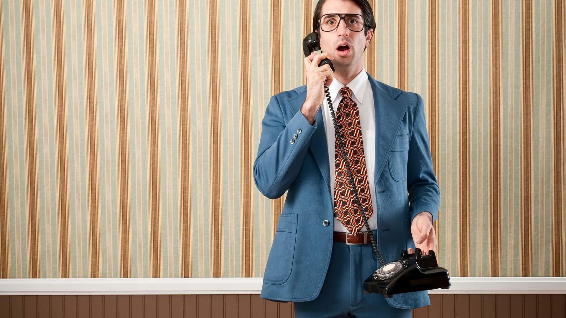 Teléfono fijo: ¿Qué ventajas y desventajas tiene?
