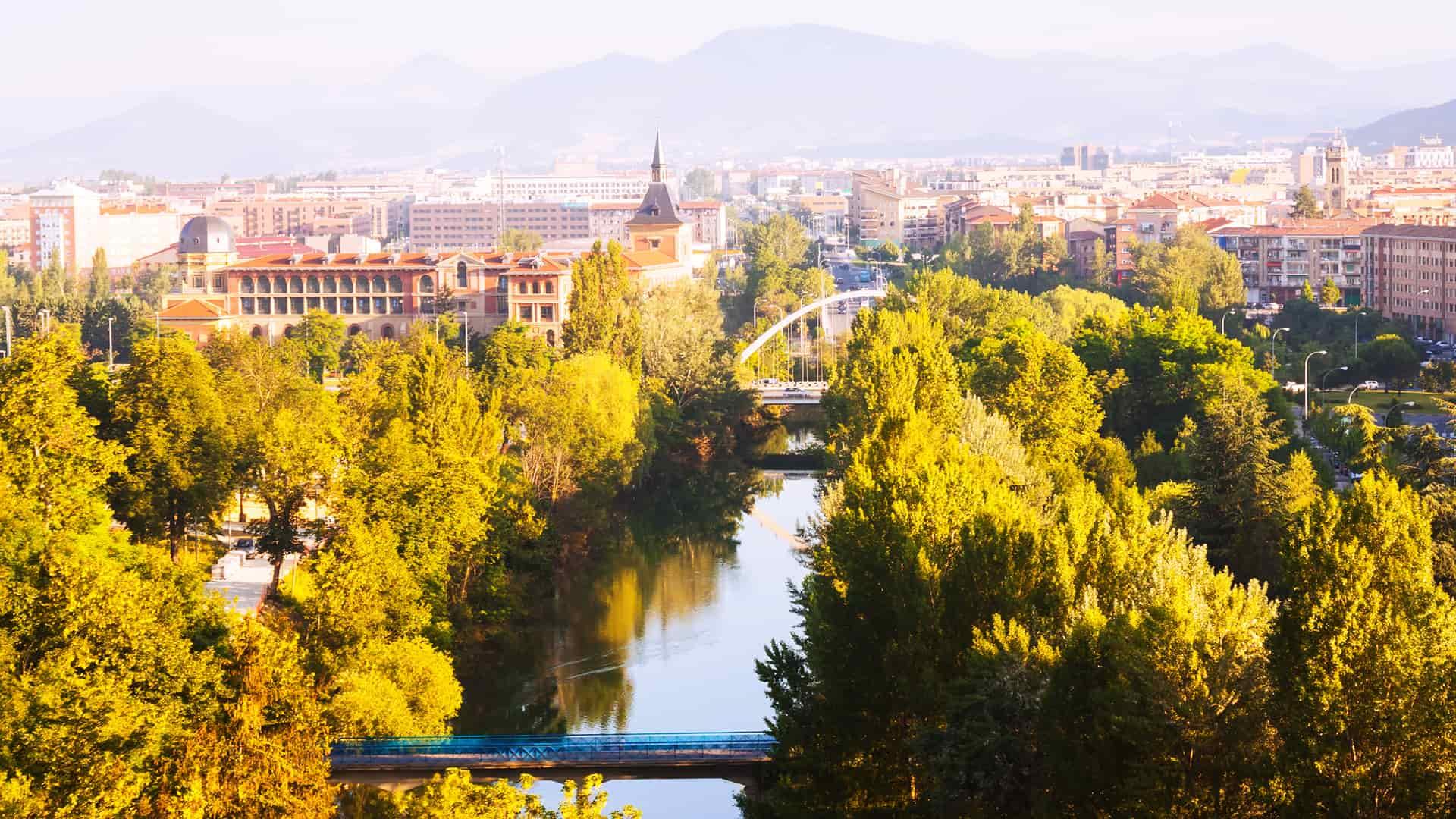 Euskaltel en Pamplona | Cobertura, tiendas y contratación