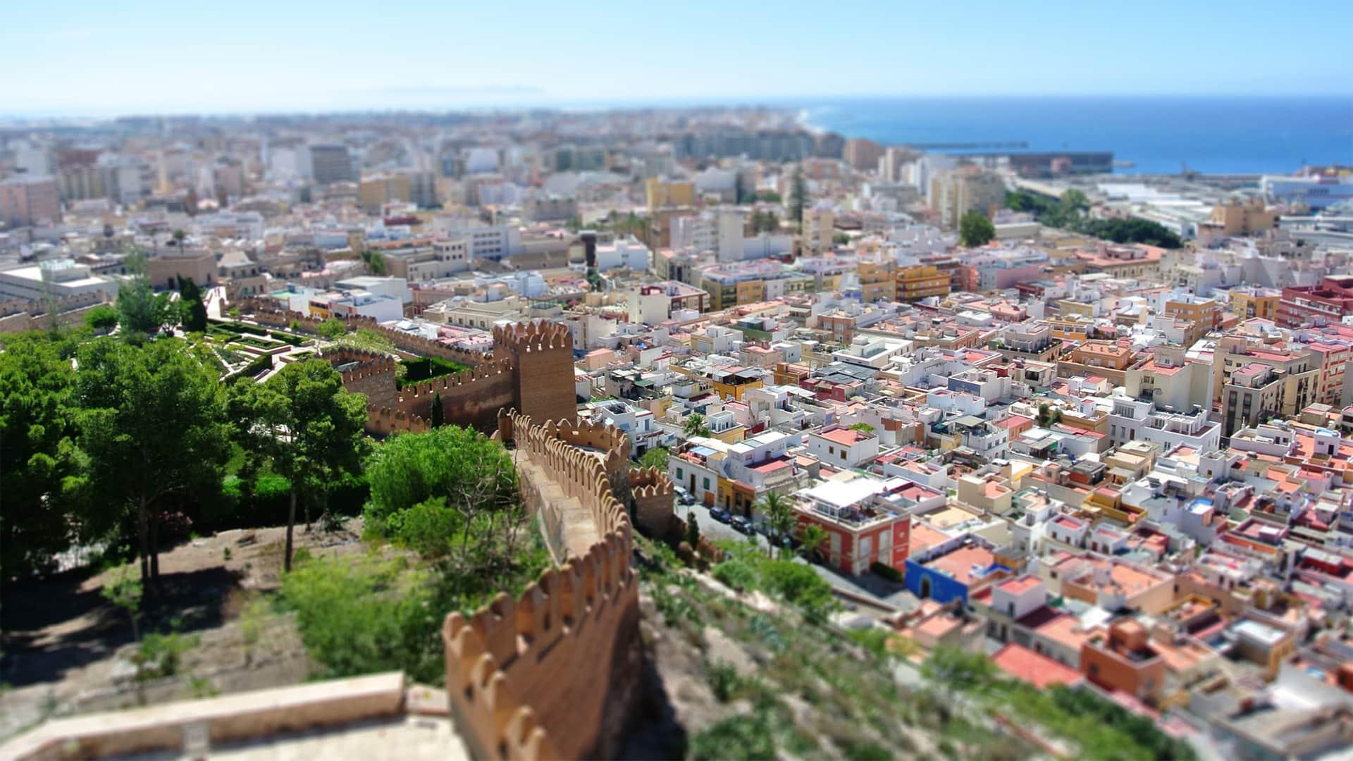 Movistar Almería: tiendas y cobertura