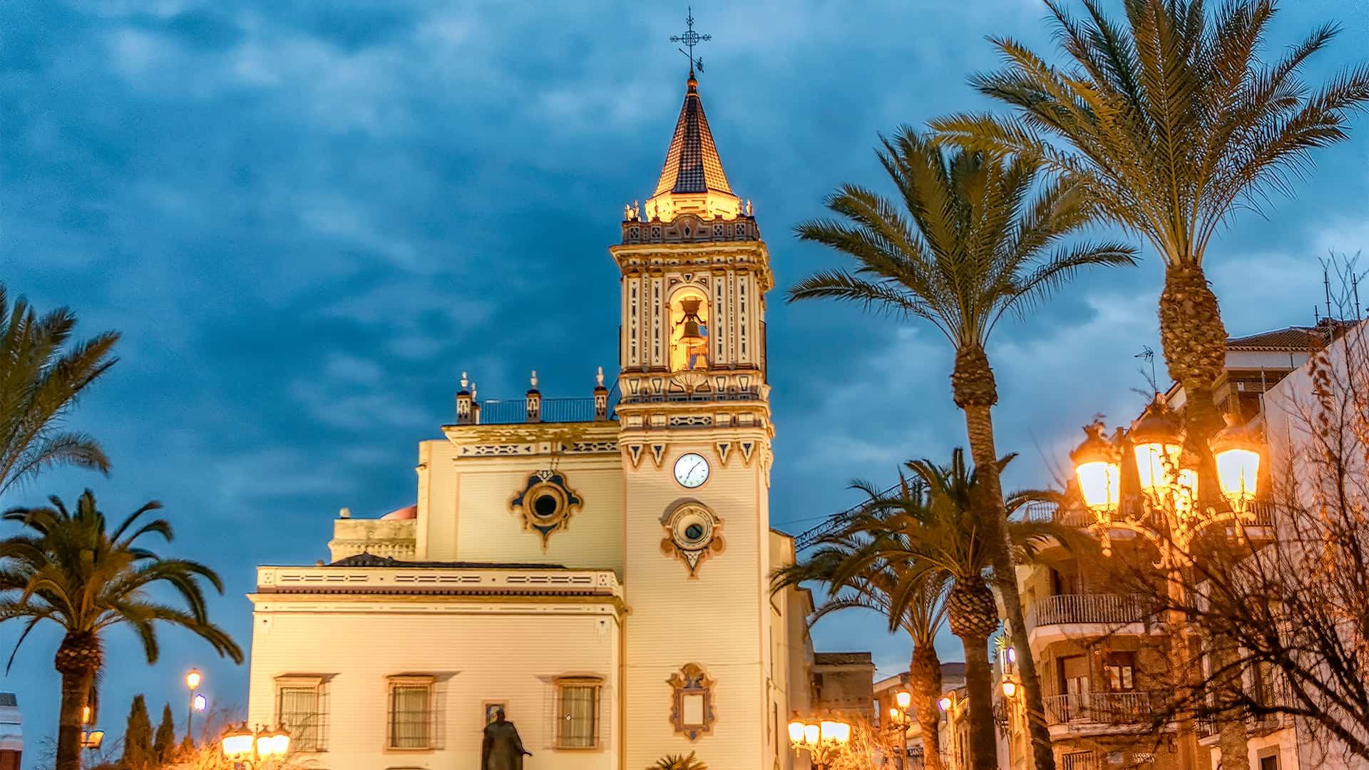 Movistar Huelva: tiendas y cobertura 5G