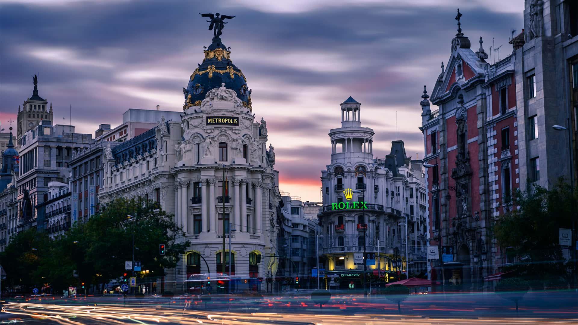 Movistar Madrid: tiendas y cobertura 5G