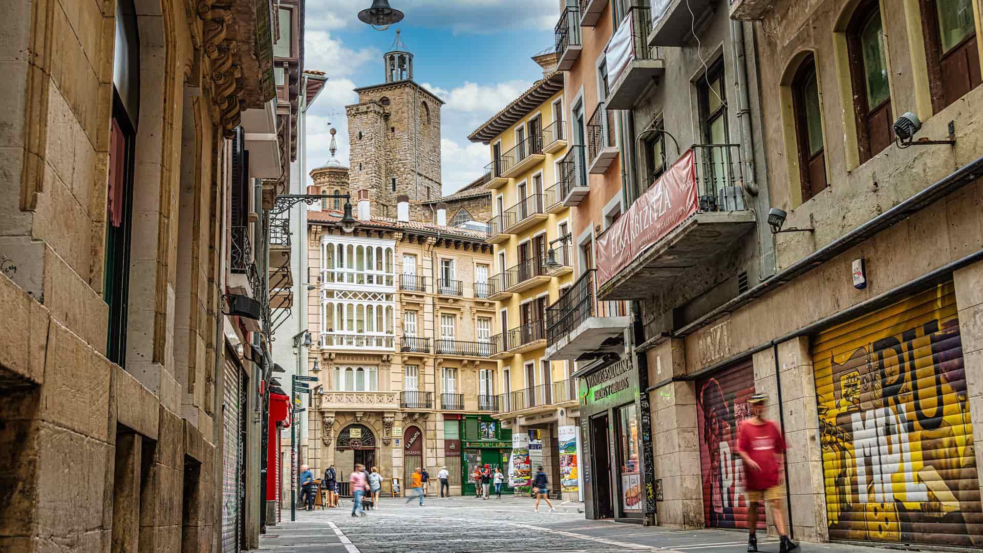 Movistar Pamplona: tiendas y cobertura disponible