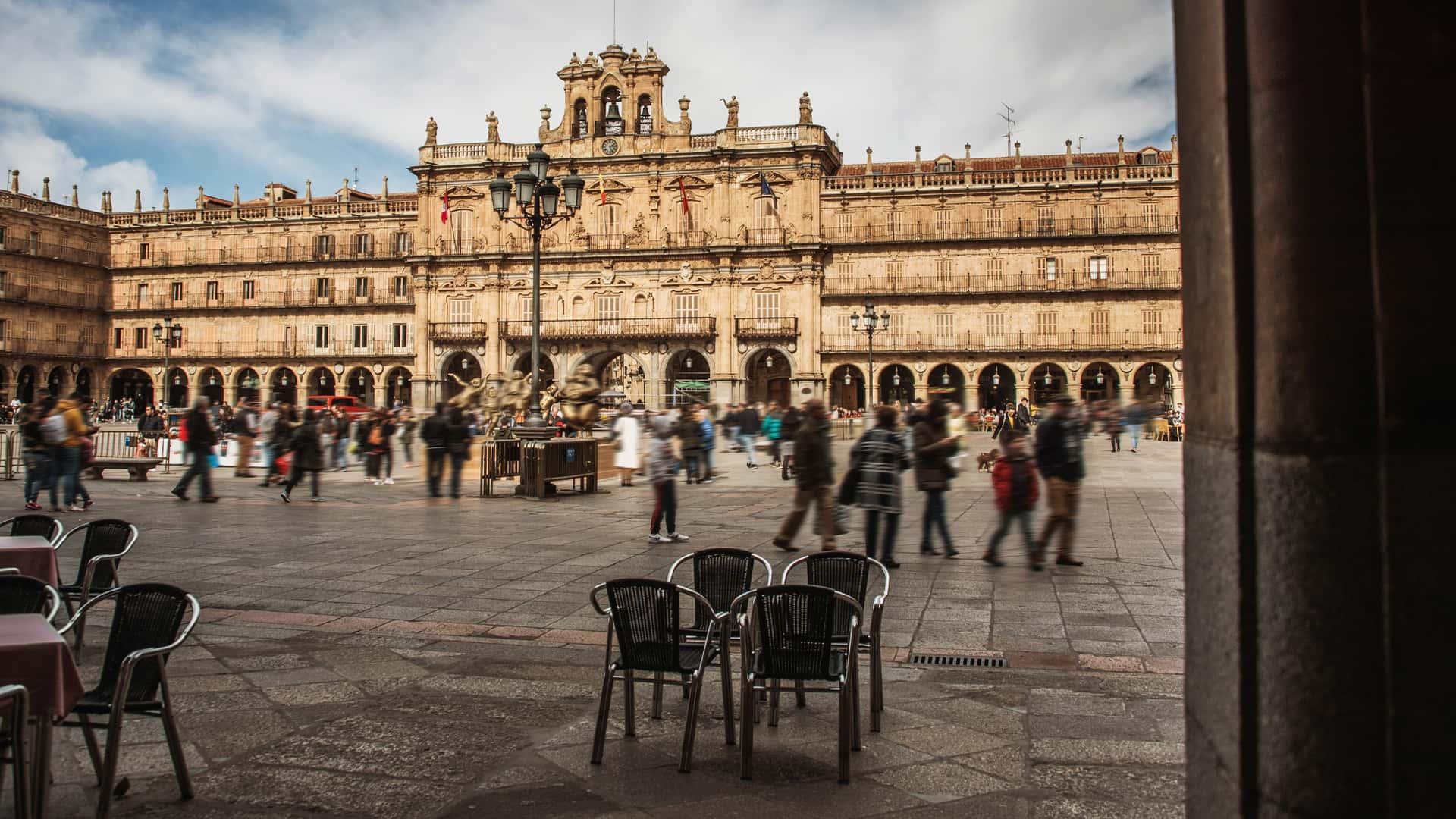 Movistar en Salamanca: tiendas y cobertura 5G