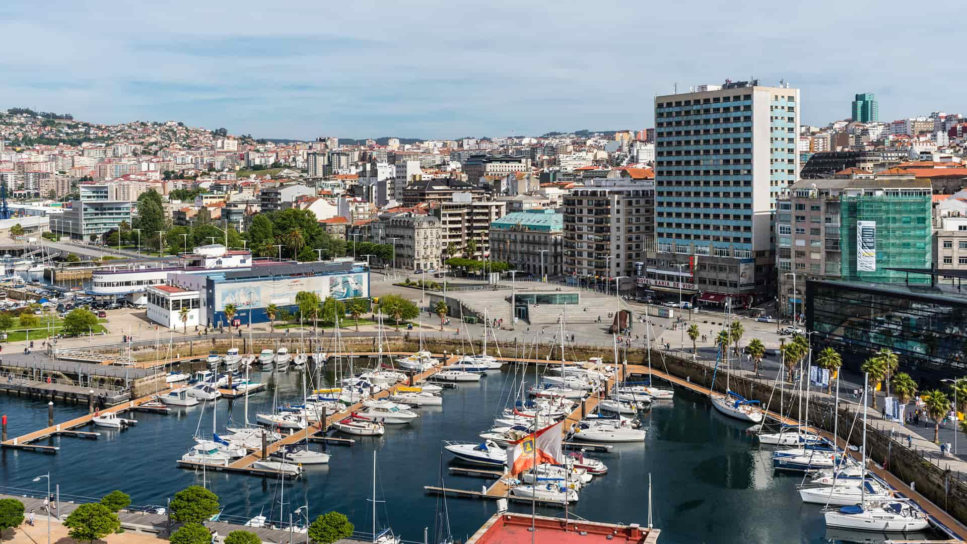 Movistar Vigo: tiendas abiertas y cobertura 5G