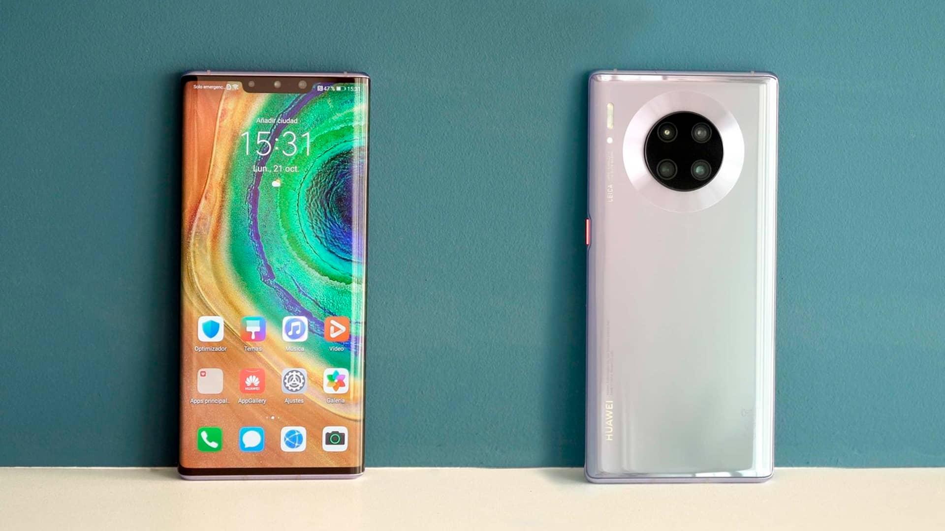 ▷ Huawei Mate 30 en Movistar: ¿Se podrán comprar?