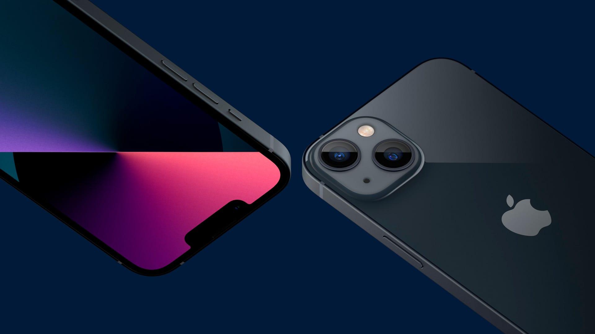 Compra el iPhone 13 Movistar: precios y tarifas