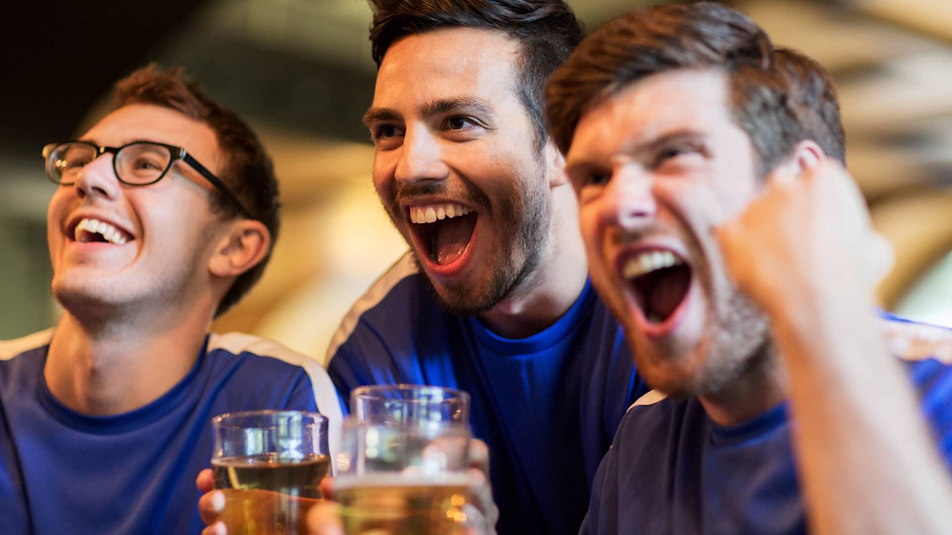 Movistar Bar:  fútbol y otros deportes  en Movistar TV Bares
