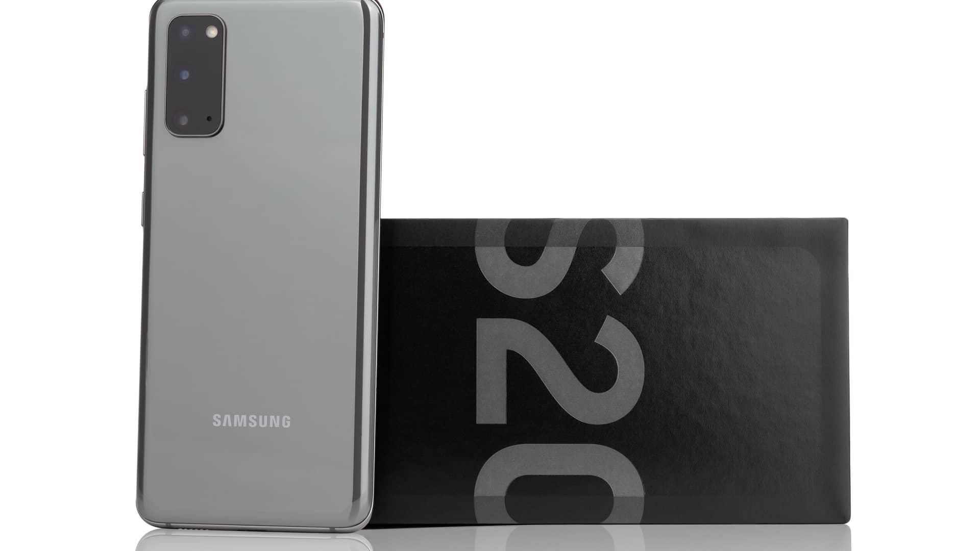 Samsung Galaxy S20 en Orange: ¿qué versiones están disponibles?