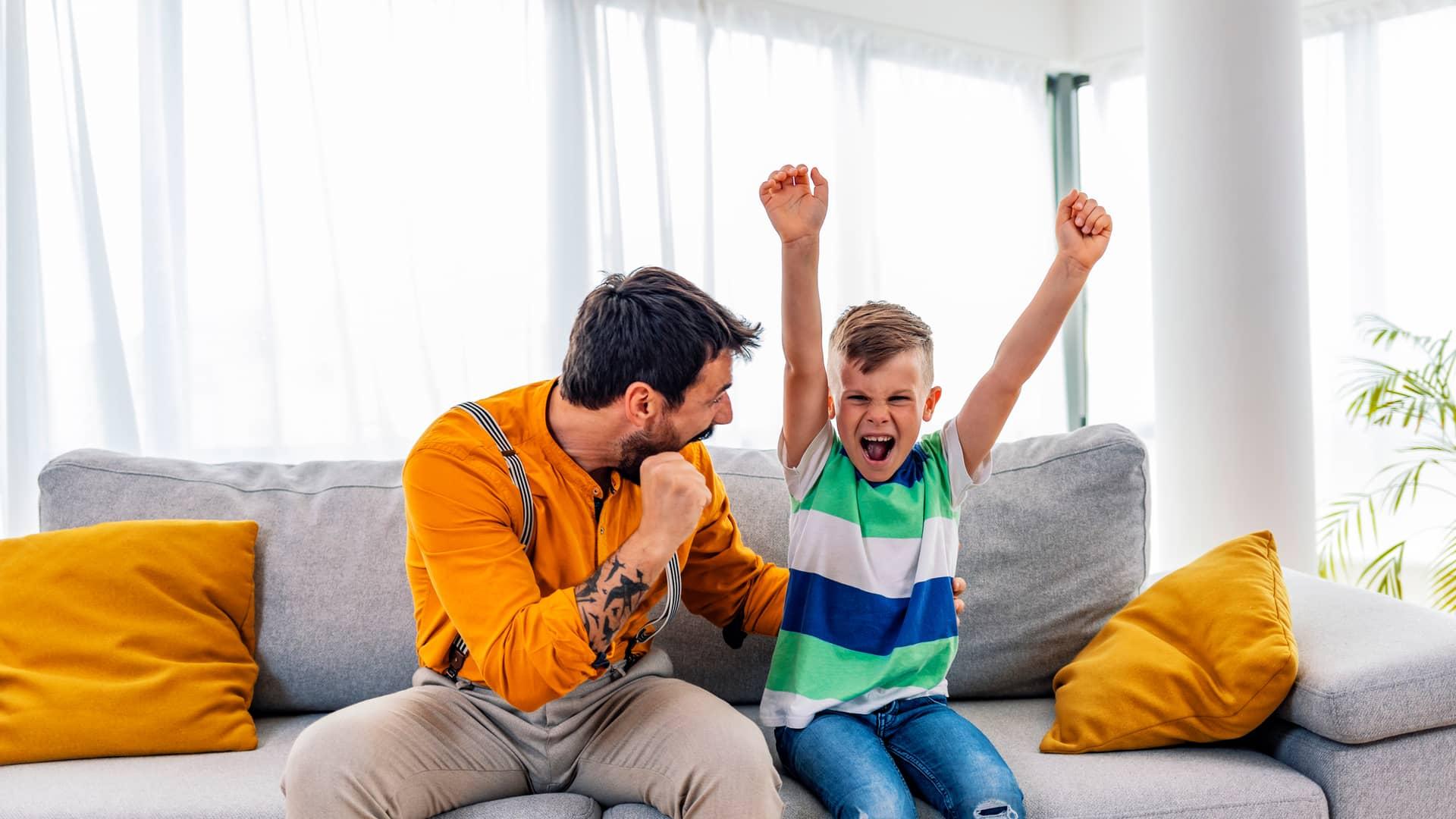 Orange fútbol: tarifas para vivir la emoción de los mejores partidos