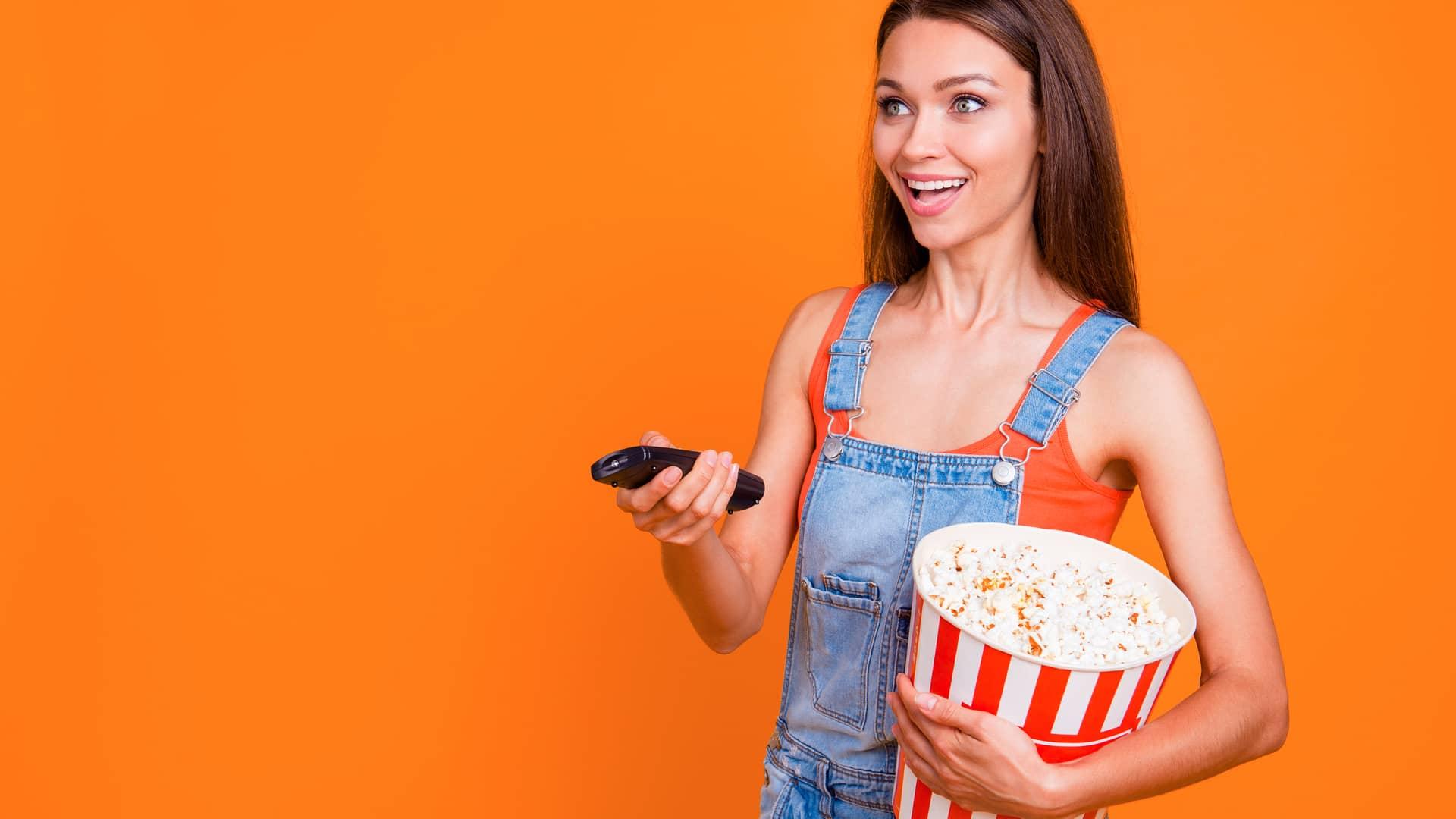 Videoclub Orange: más de 800 títulos y el mejor cine de estreno