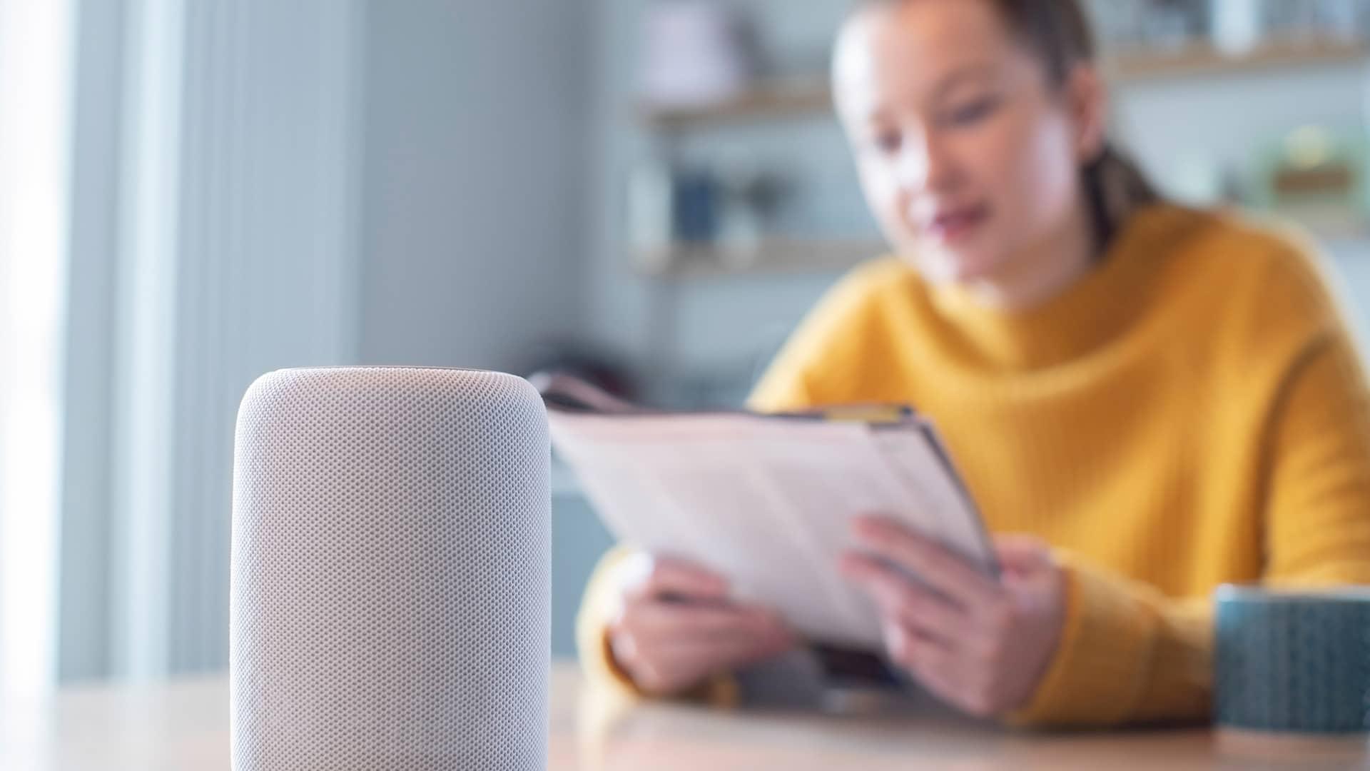 Vodafone Átika: descubre el altavoz inteligente