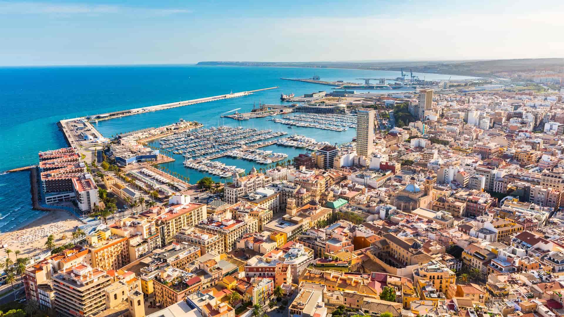 Vodafone Alicante: tiendas y cobertura 5G en la provincia