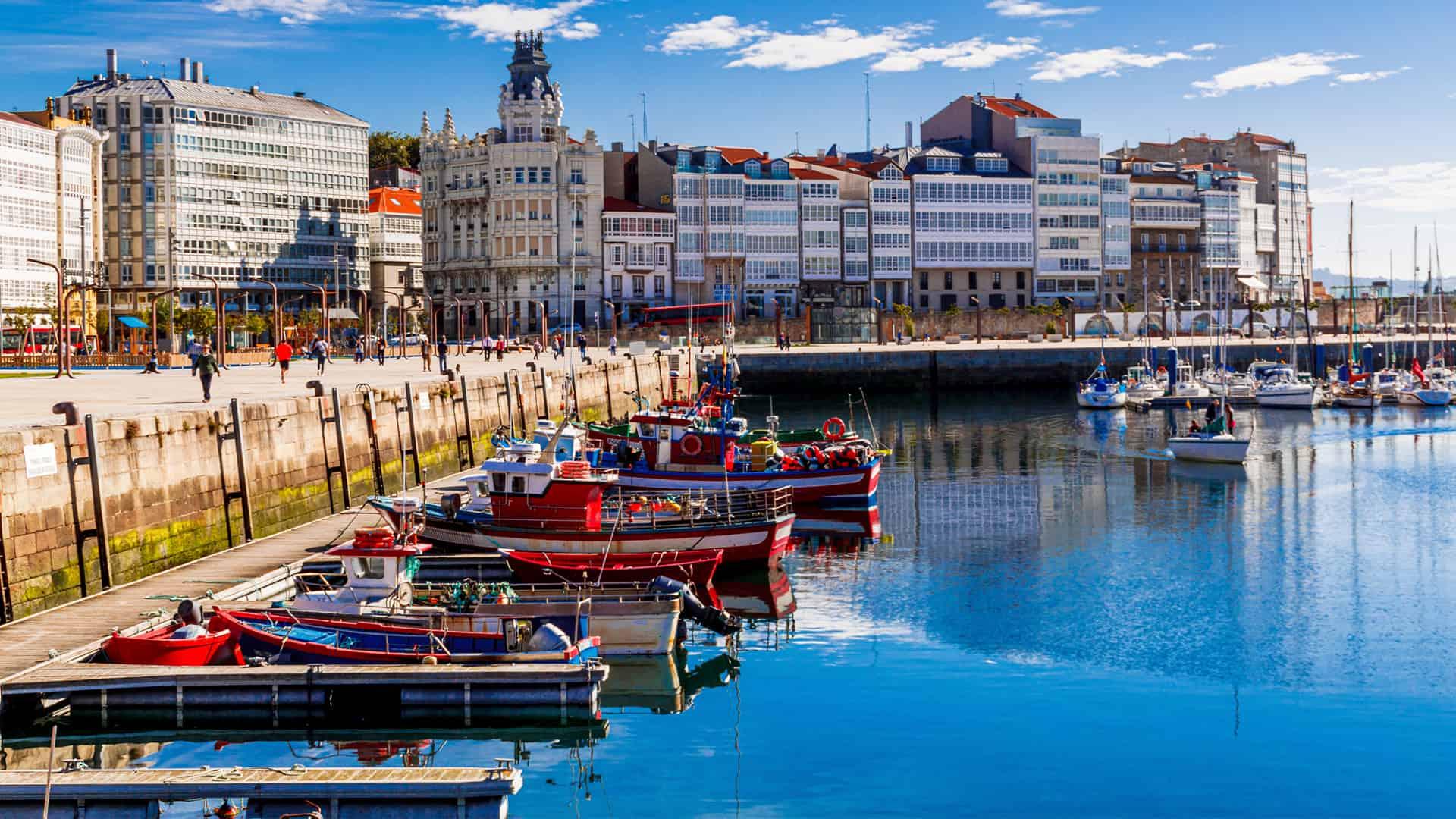 Vodafone Coruña: tiendas y cobertura 5G y fibra