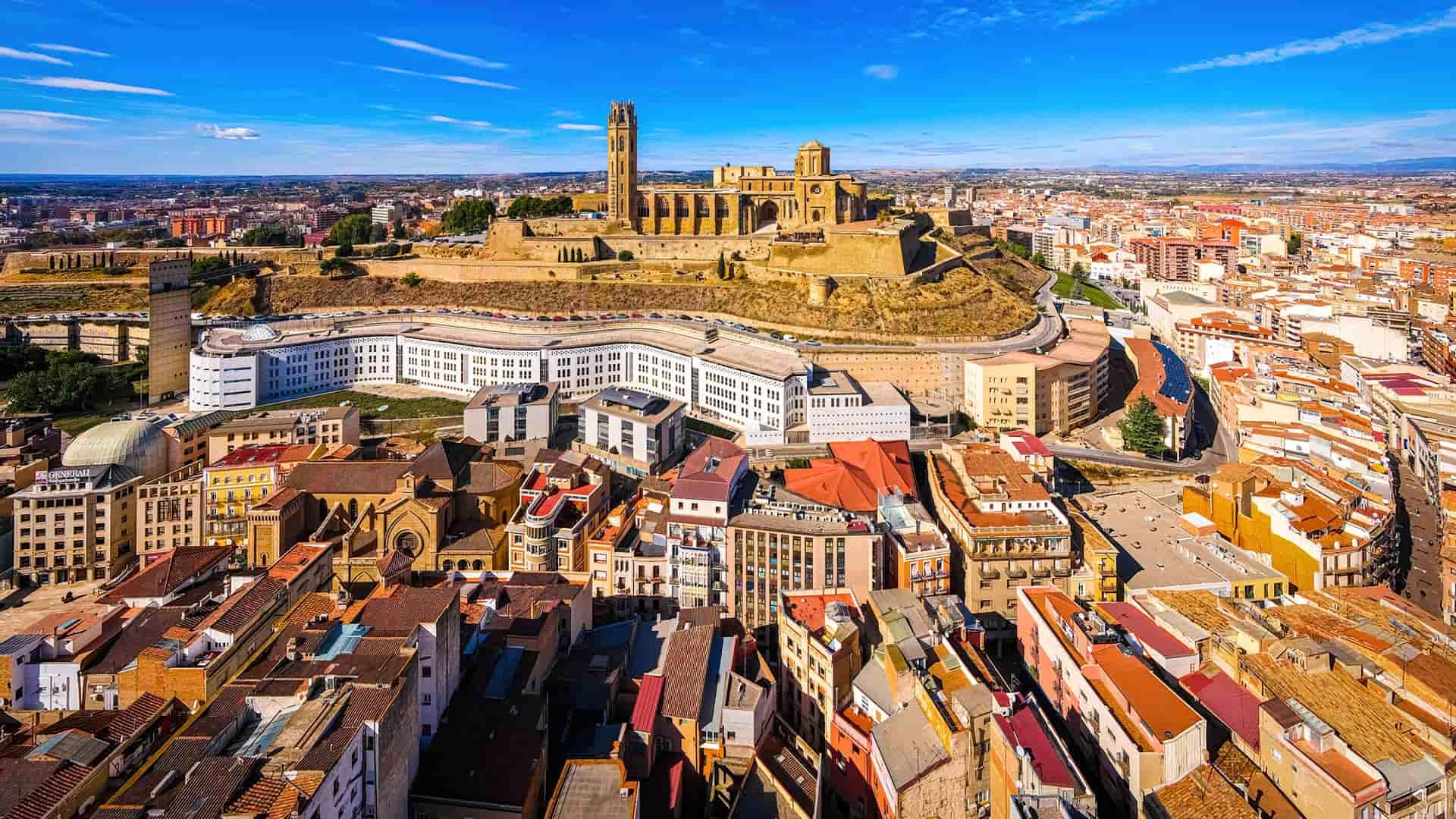 Vodafone Lleida: tiendas y cobertura 5G en la provincia