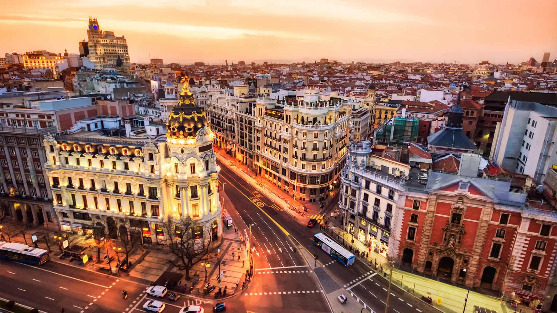 Vodafone Madrid: cobertura 5G y tiendas